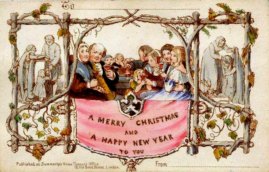 Парень картинки, история рождественская открытка