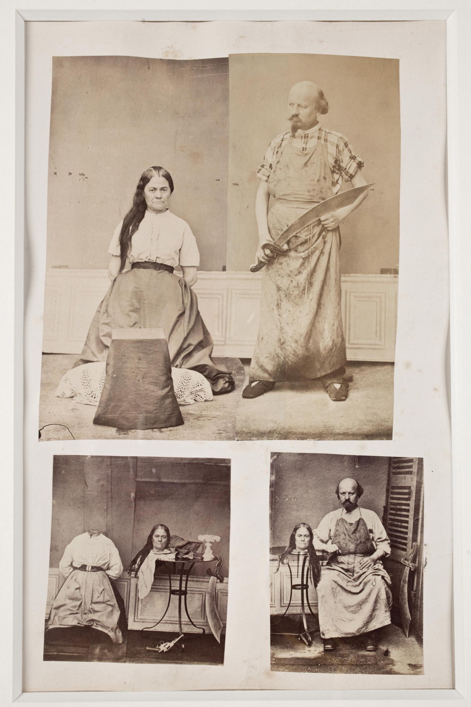 Неизвестный автор «Без названия», ок. 1870.