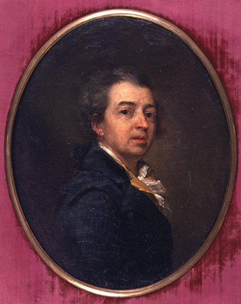 Автопортрет, 1783 год.