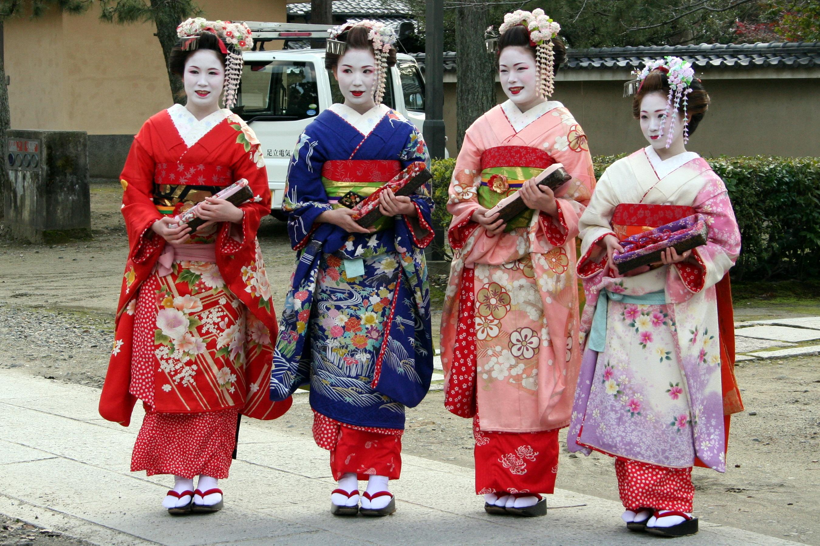 Необычные интимные традиции японцев, вызывающие удивление и интерес