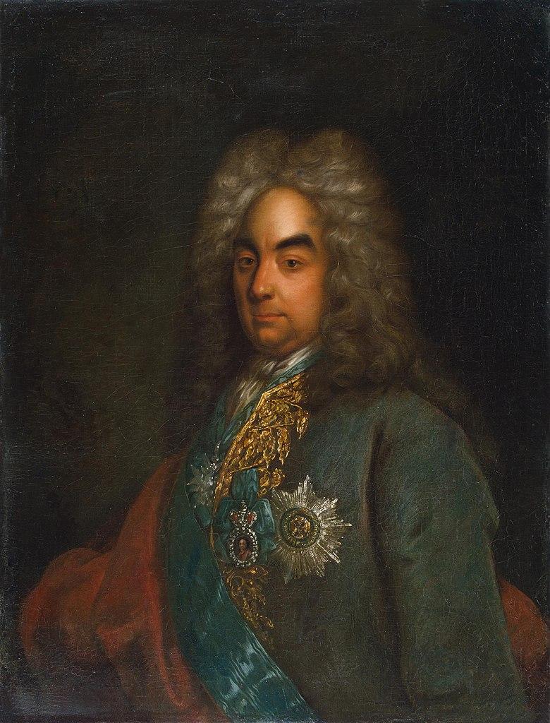 Пётр Толстой [1718−1726].