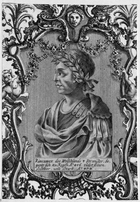 Полководец Рицимер и Западная Римская империя