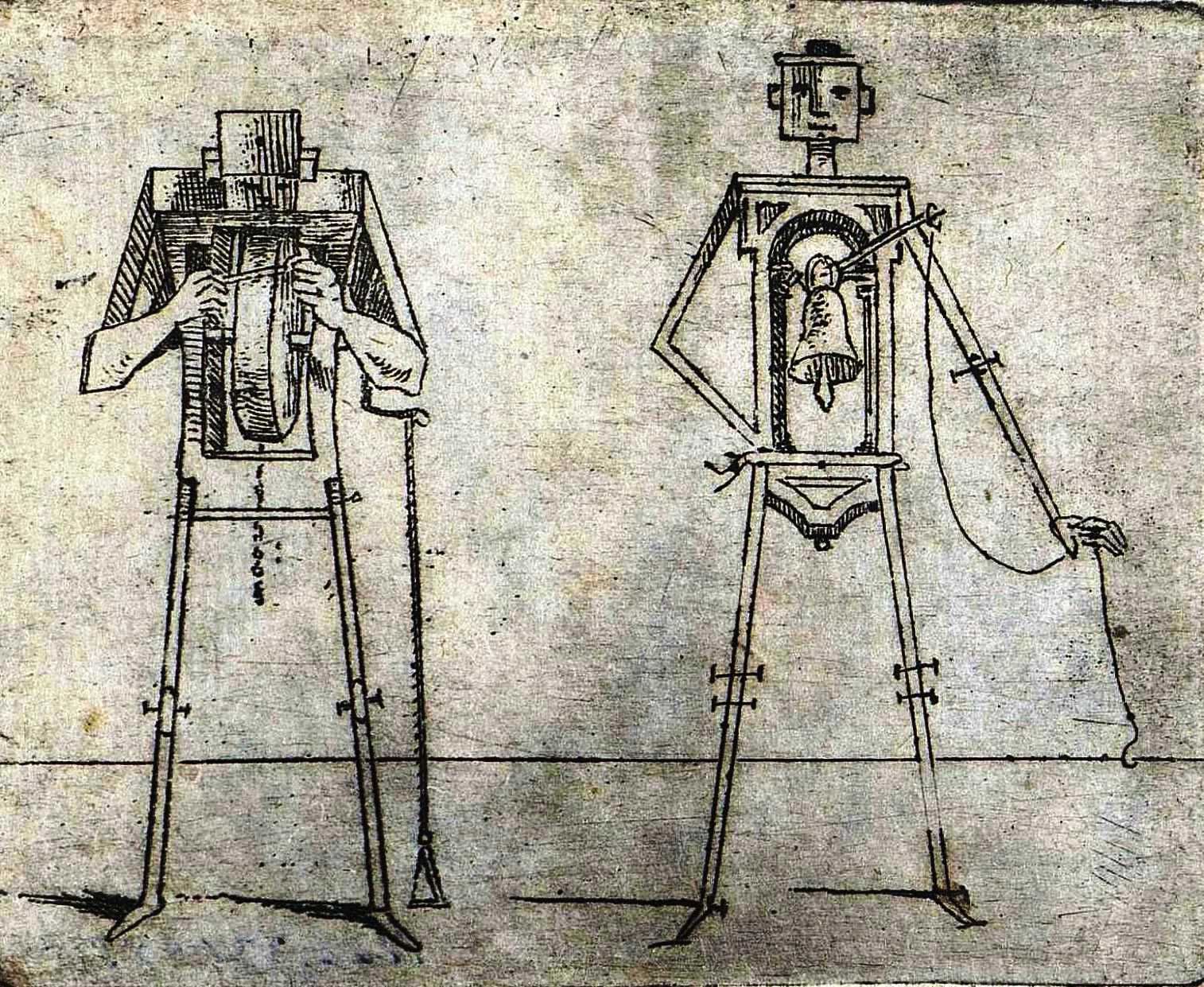 Джованни Баттиста Брачелли «Bizzarie di varie figure», 1624, лист 27.