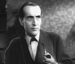 8. Артур Уонтнер много раз исполнял роль Холмса в 30-х годах.jpg