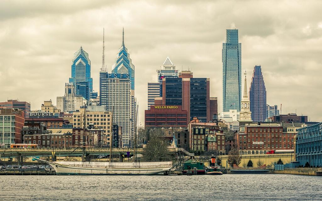 Филадельфия сегодня.