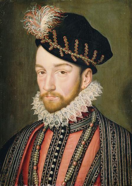 Карл IX.