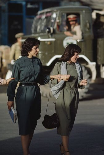1 Women in Kabul Afghanistan in the late 1970s.jpg
