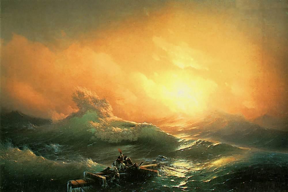 Девятй вал Айвазовского 1850.jpg