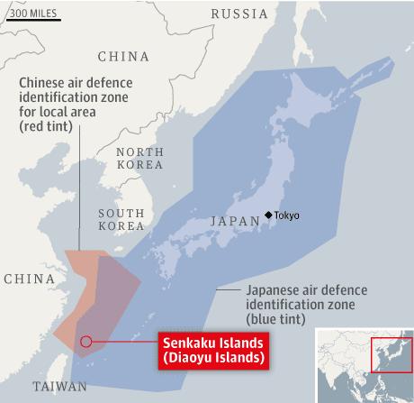 Япония против Китая: старая вражда на новый лад