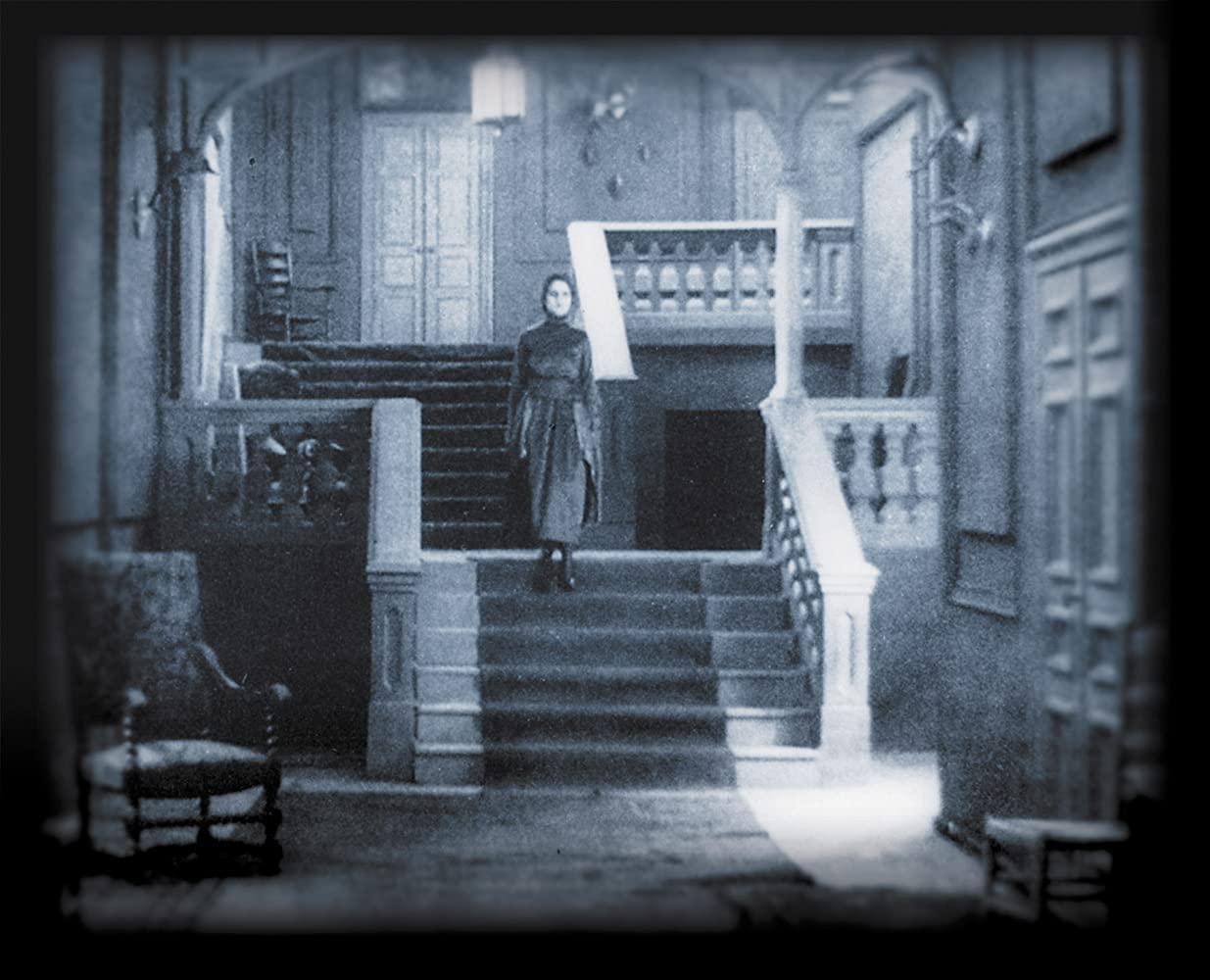 Ольга Чехова в фильме «Замок Фогелёд» [1921].