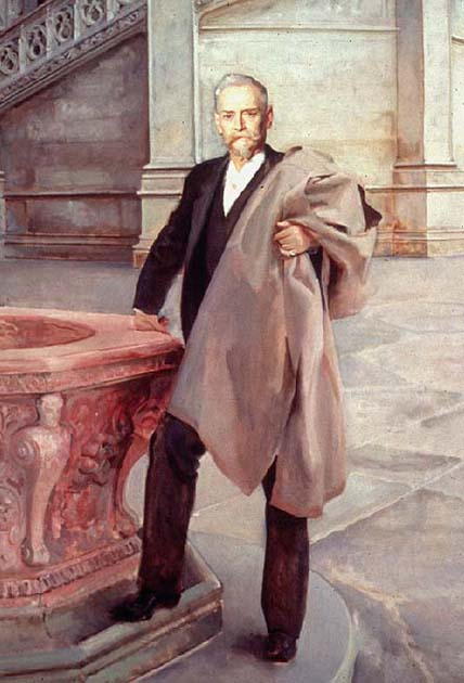 Портрет Ричарда Морриса Ханта, Джон Сингер Сарджент, 1895 год.jpg