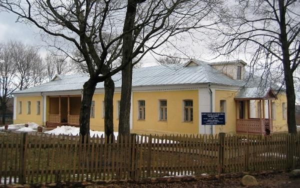 Музей-усадьба Д. И. Менделеева «Боблово».