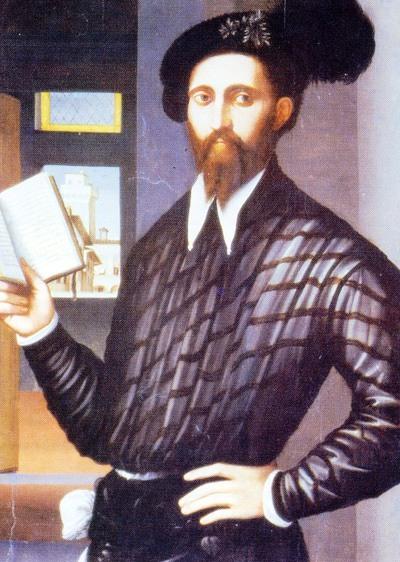 Неизвестный художник. Торквато Тассо, 1577.