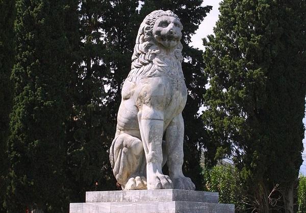 Херонейский лев.