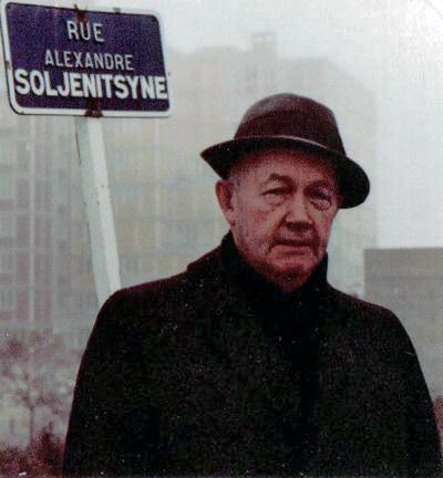 Б. Коверда вПариже, 1982.