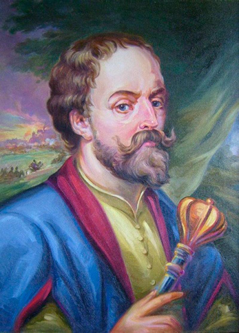 Яков Острянин.