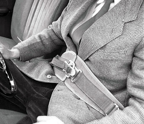 История ремней безопасности - ФОТО/ВИДЕО - Фото