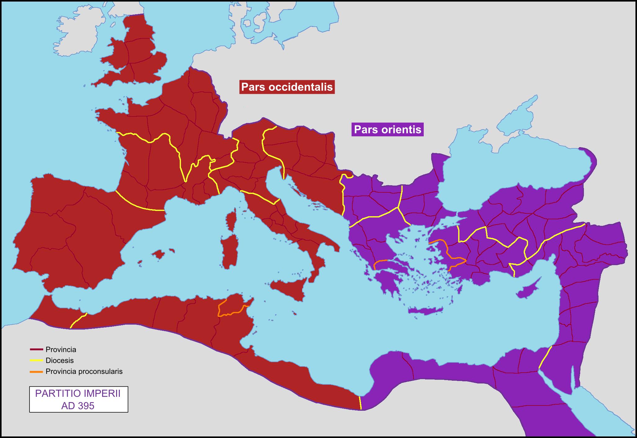 Римская империя.