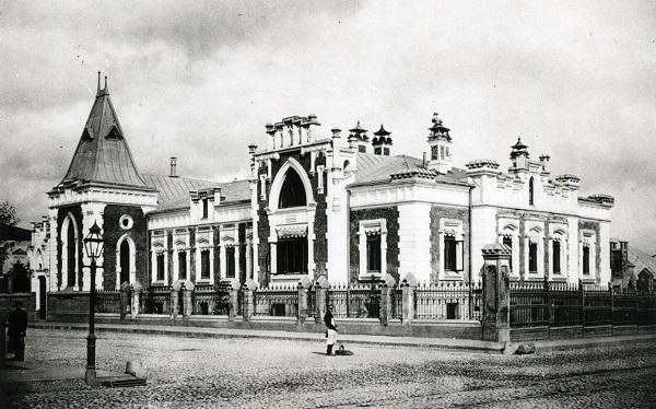 Версаль на Зацепе.