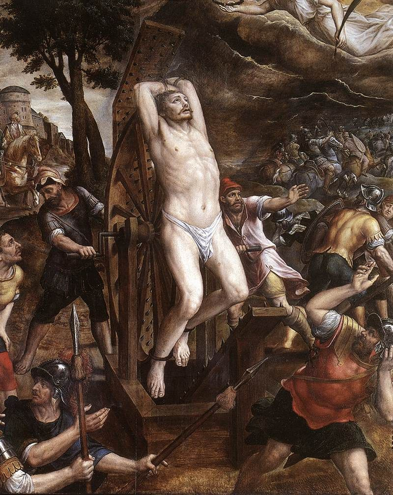 «Мученичество Святого Георгия».