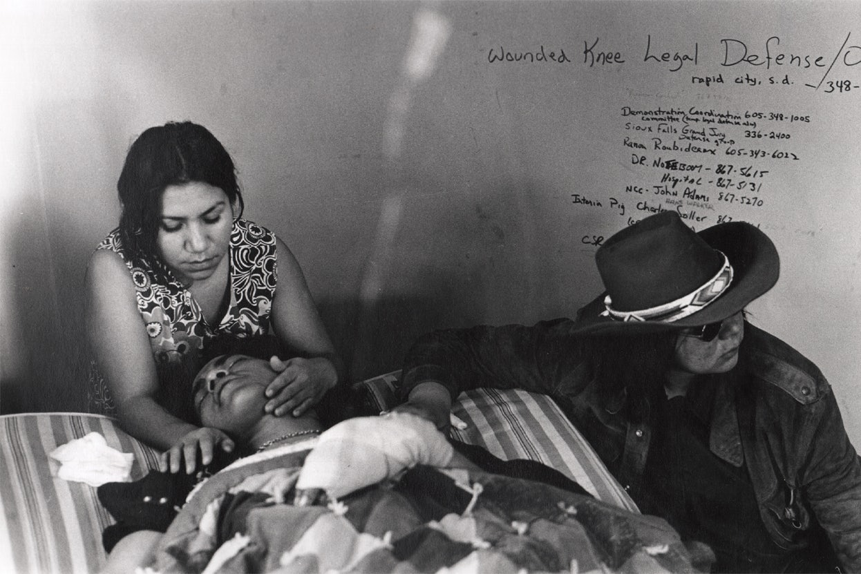 Вундед-Ни – 1973