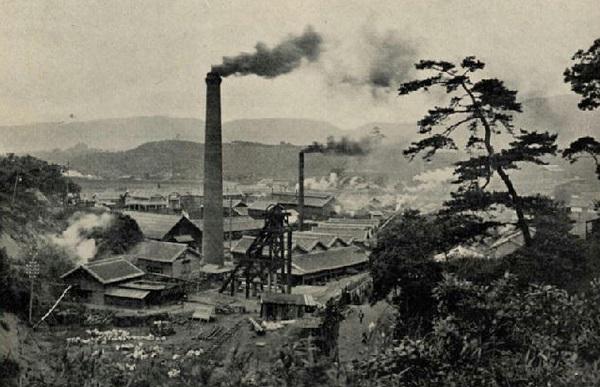 Индустриализация в Японии вовремя реставрации Мэйдзи.