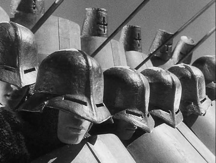 Кадр из фильма «Александр Невский».