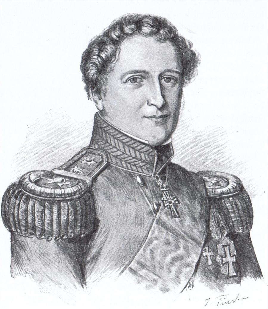 Кристиан Фредерик.