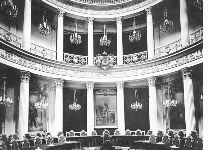 Мариинский дворец сейчас
