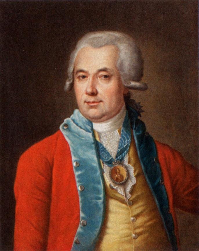 Григорий Шелихов. <br>  <br>