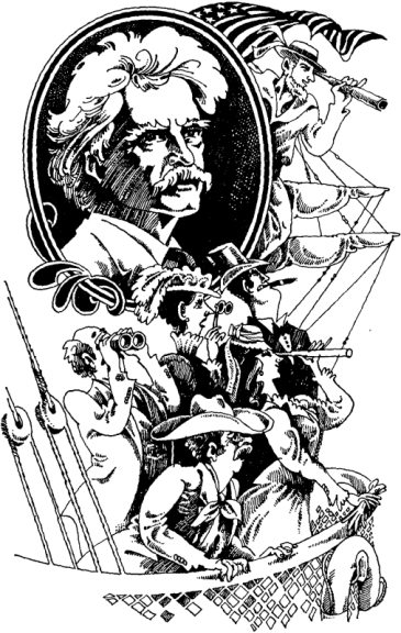 Книги Марк Твен читать онлайн бесплатно