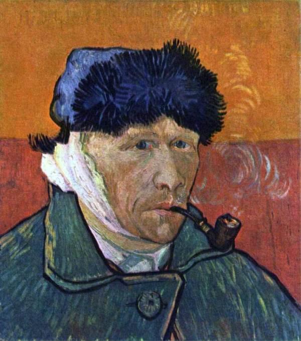 ФОТО 3 Автопортрет с отрезанным ухом и трубкой.jpg