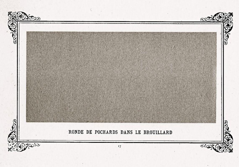 «Хоровод пьяных в тумане», 1884.