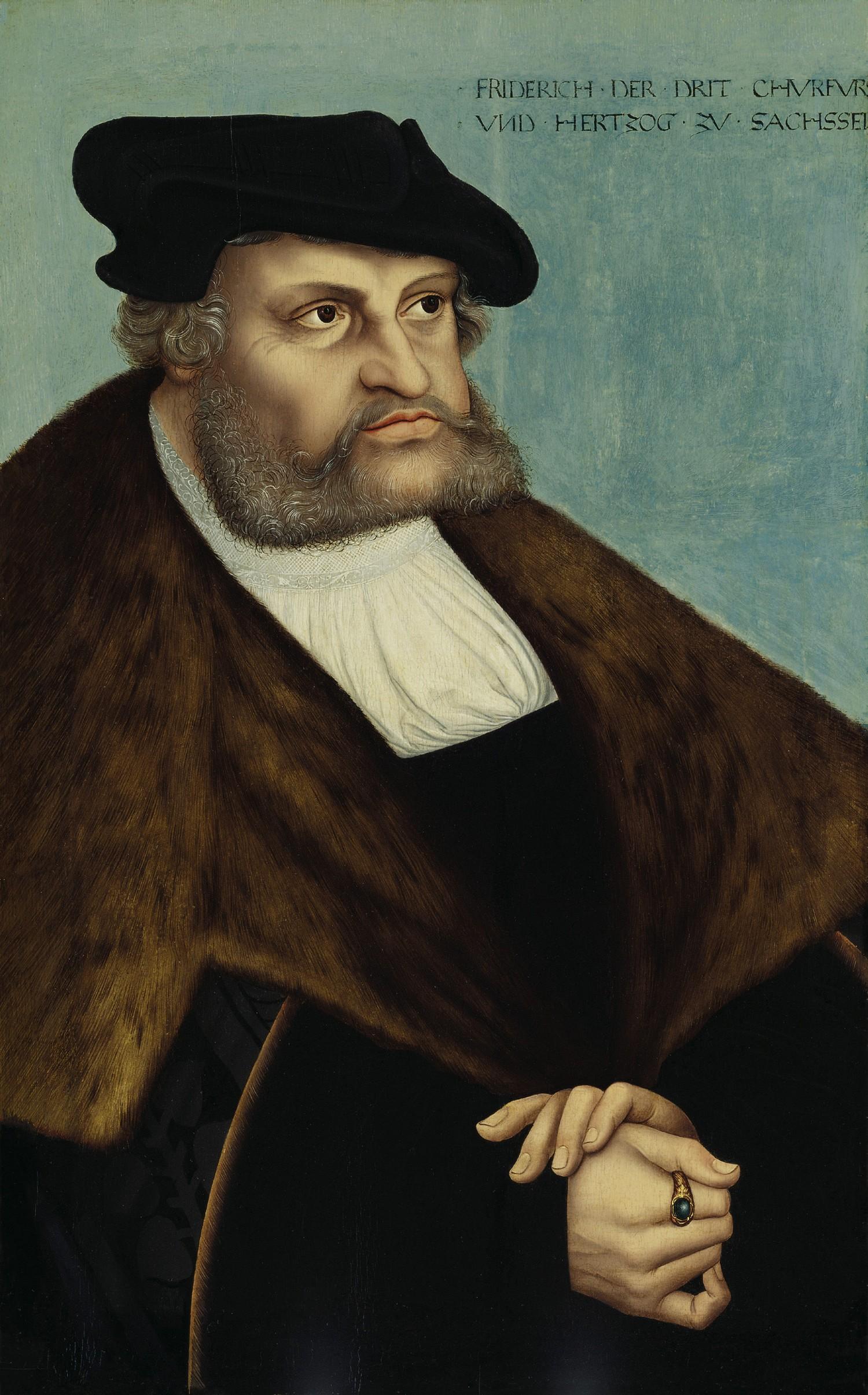 6 Фридрих Мудрыи курфюрст Саксонскии 1536.jpg