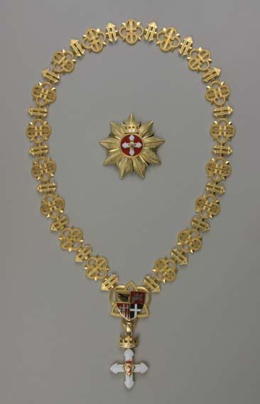 Орден Витаутаса Великого.