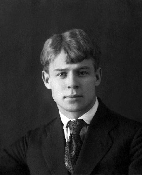 Сергей Есенин в 1922 году