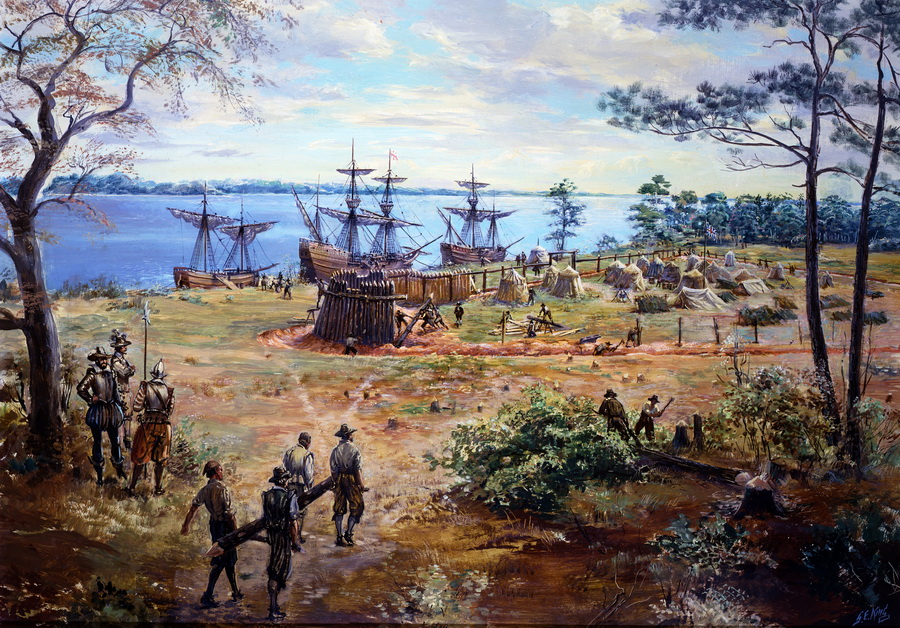 the long history and significance of jamestown in north america