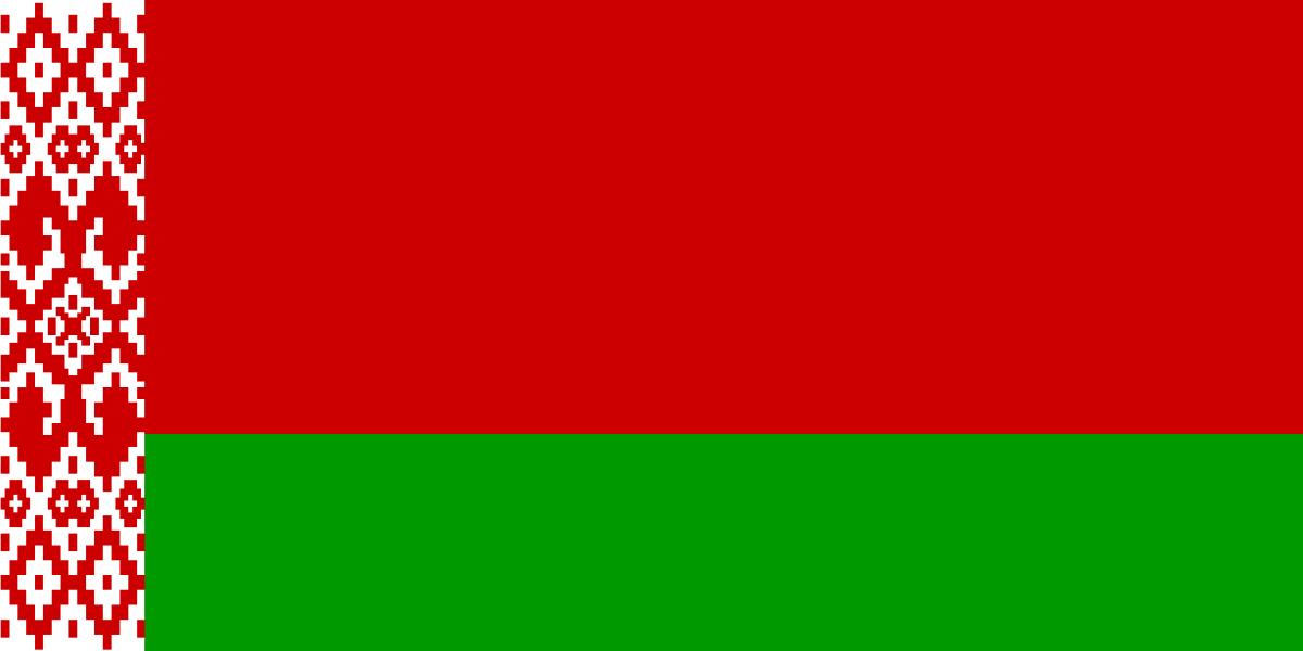 Флаг Беларуси 1995 г.