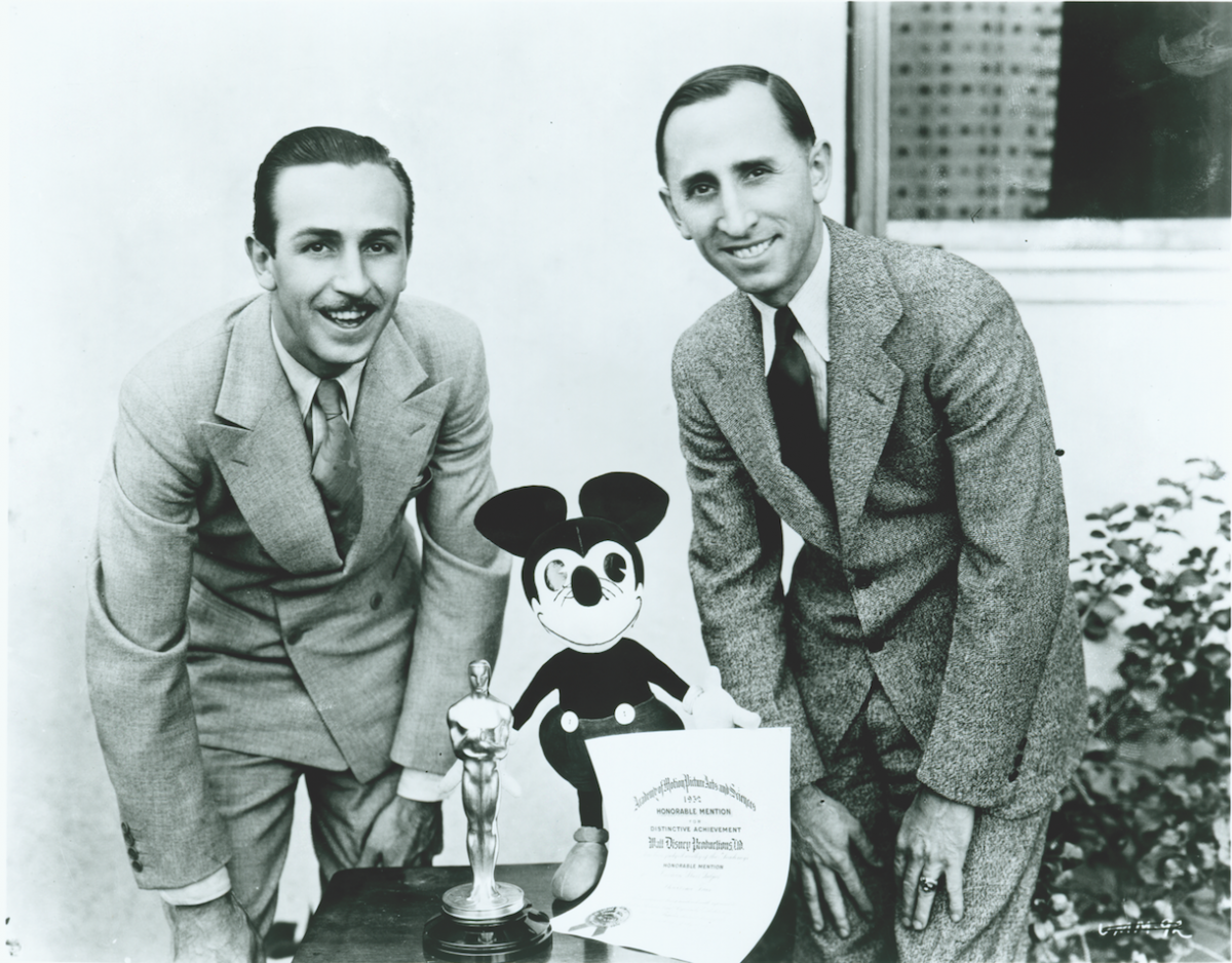a history of the works of walt disney Disney's steamboat willie is a landmark in the history of animation it was the first mickey mouse film released and the first cartoon with synchronized sound it threw silent animation into obsolescence, and launched an empire.