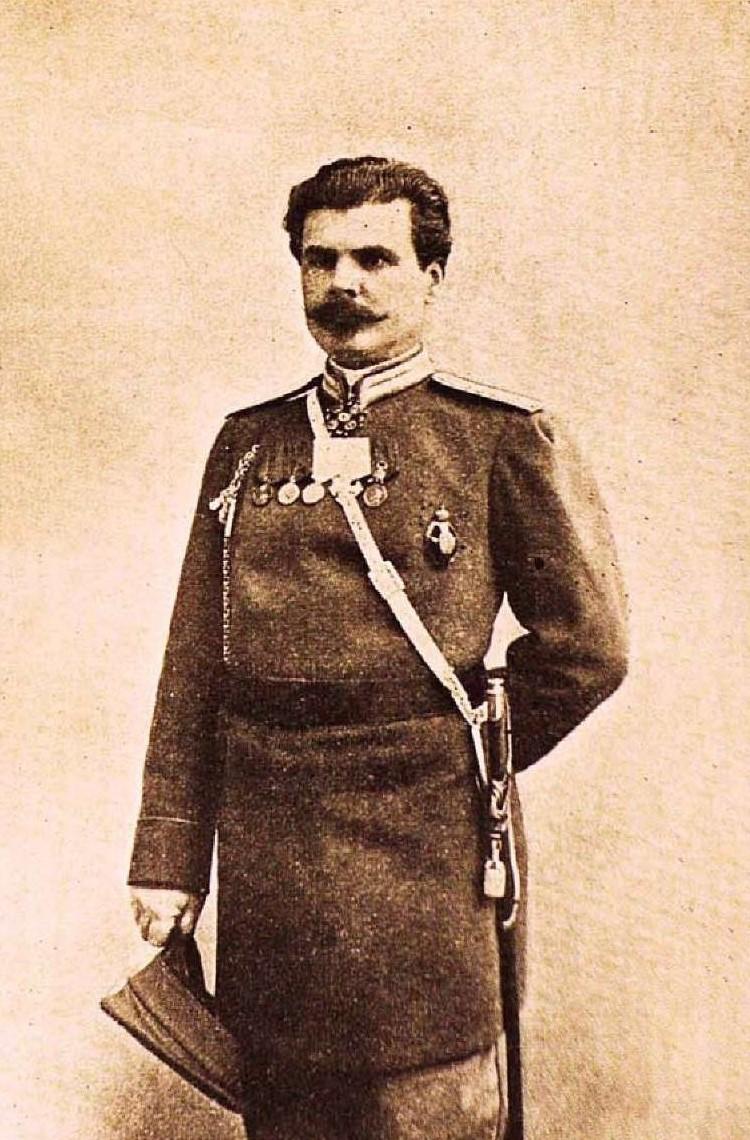 Виталий фон Ланге
