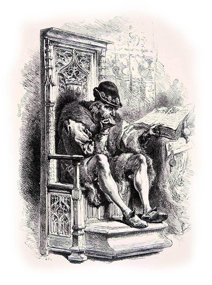 Людовик XI предпочитал интриги пирам.