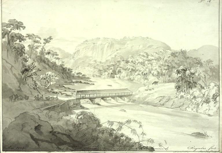 На границе провинций Рио-де-Жанейро иМинас-Жераис.