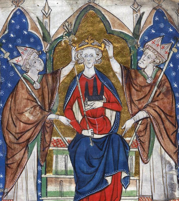 Генрих III. <br>
