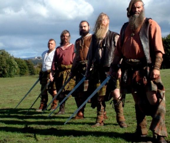 Килт — одежда шотландских горцев.