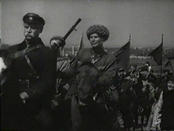 «Первая конная», 1941. На экраны фильм не&nbsp;вышел. <br>