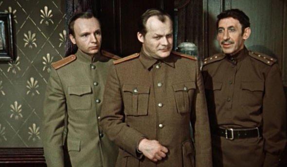 Дни Турбиных, 1976. <br>