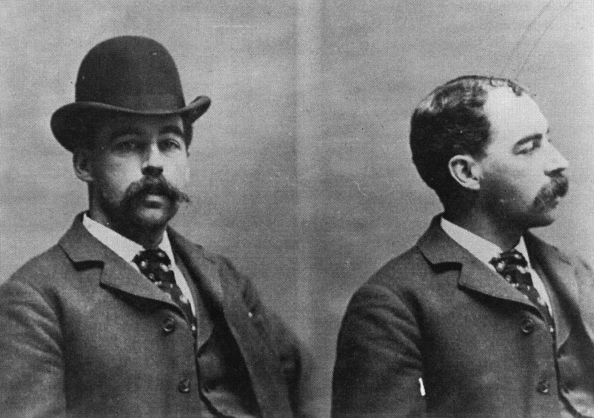Криминальное чтиво: отель пыток мистера Холмса (18+)