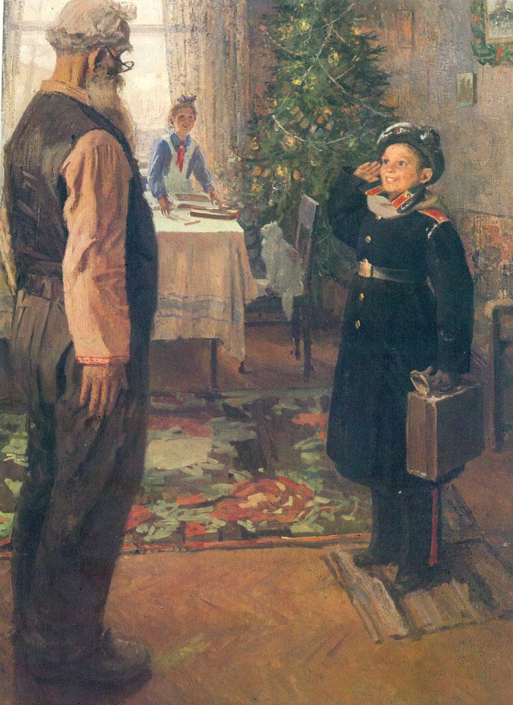 фото 1 Прибыл на каникулы. 1948.jpg