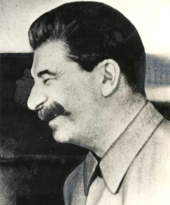 И. Сталин.  <br>