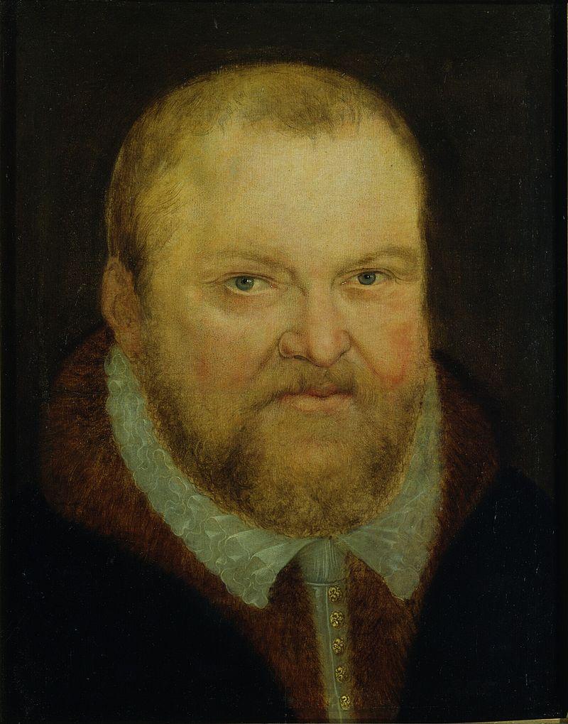 31 младшии Портрет курфюрста Августа Первого Саксонского.jpg